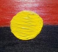 La bandiera aborigena
