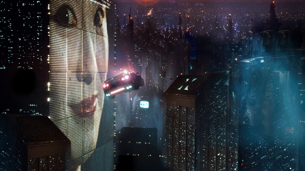 "Immagine tratta da ""Blade Runner"""
